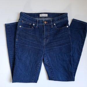Madewell | High Riser Skinny | Size 27